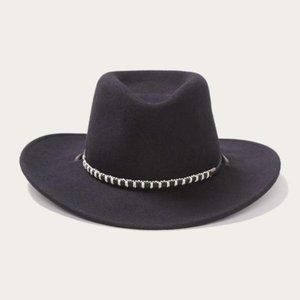 Stetson Black Foot Outdoor Felt Hat